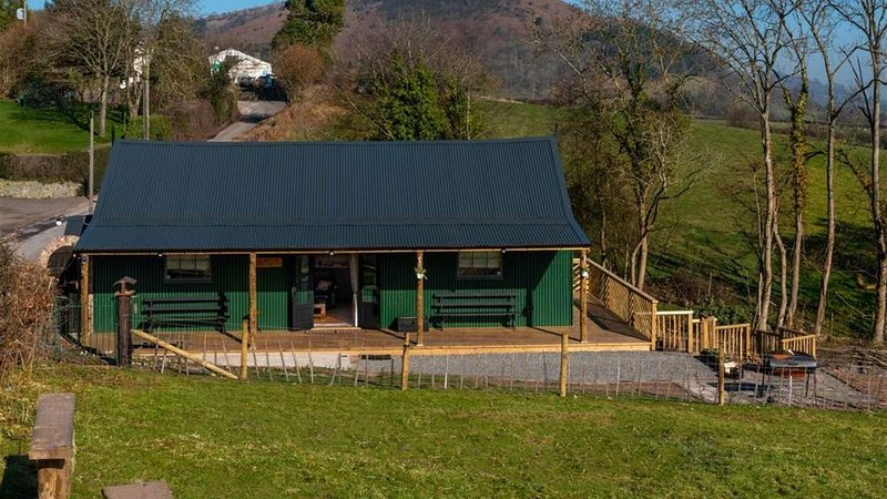The Old Mission Hall, holiday rental in Abergavenny