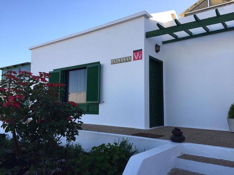 Casangeles Viviendas Vacacionales, vacation rental in Mozaga