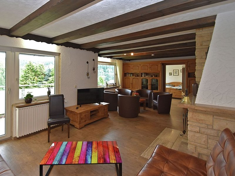 Luxurious Holiday Home in Wieda with Sauna, location de vacances à Hohegeiss