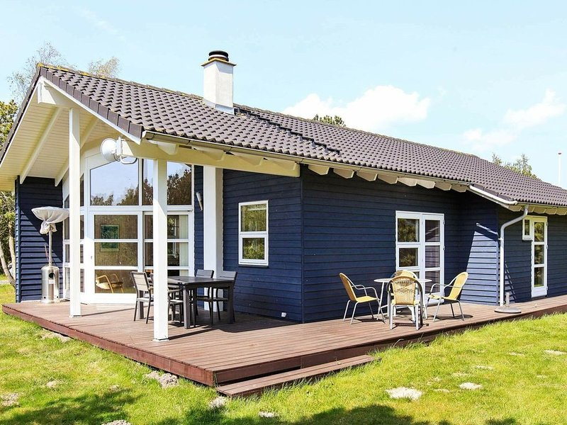 Comfortable Holiday Home in Rødby near Sea, location de vacances à South Zealand