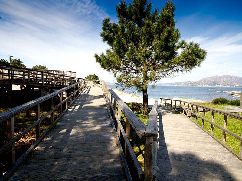 Casa - 3 Dormitorios con Vistas al mar - 102118, holiday rental in Carnota