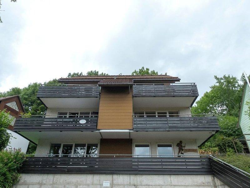 Elite Apartment in Sankt Andreasberg near Ski Area, location de vacances à Sankt Andreasberg