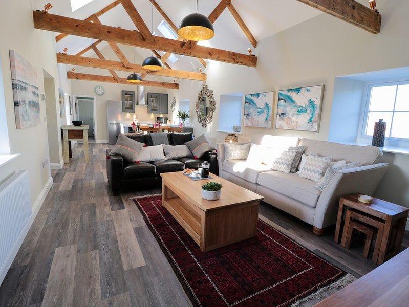 The Loft, FENWICK, holiday rental in Lowick