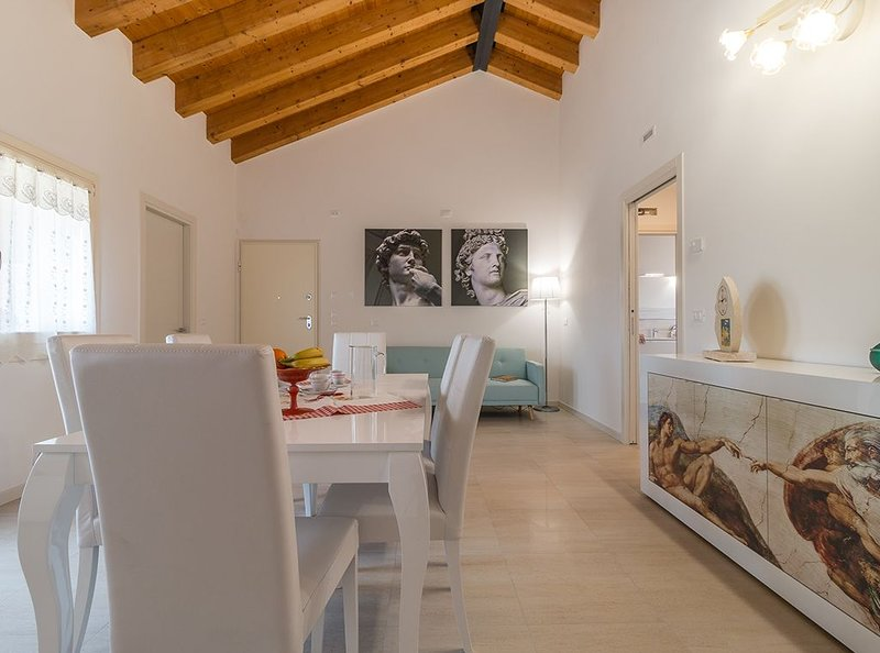 Prosecco è un appartamento spazioso e soleggiato, vacation rental in Zenson di Piave