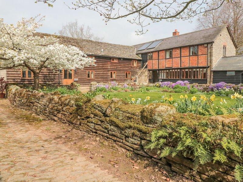The Granary, EARDISLEY, vacation rental in Brilley
