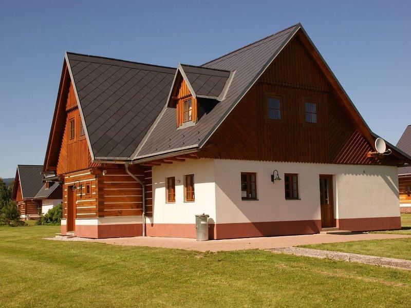 Comfortable Villa in Vrchlabí near Ski Area, vacation rental in Krkonose National Park
