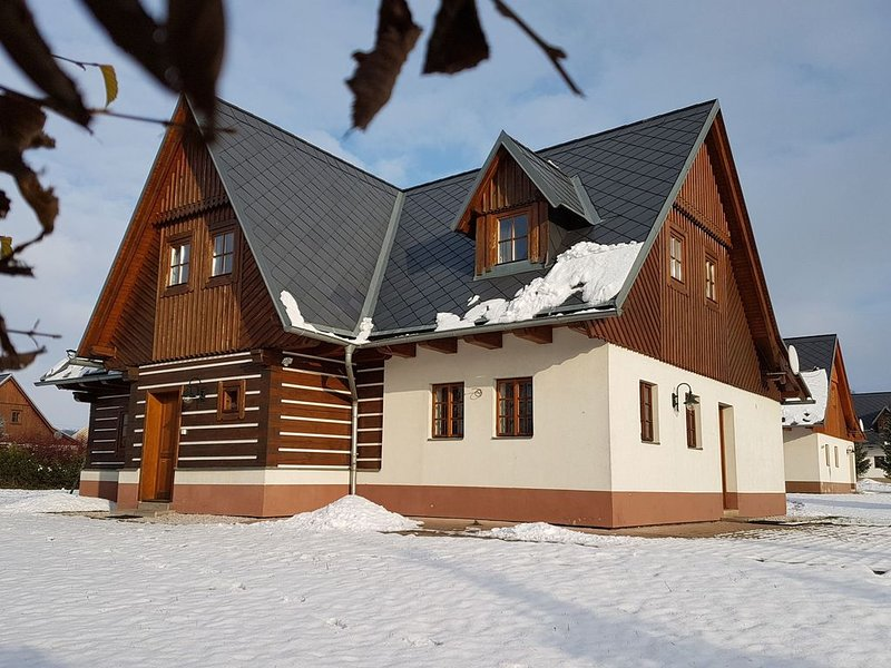 Comfortable Villa in Vrchlabí near Ski Area, holiday rental in Vrchlabi