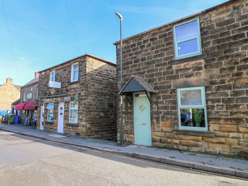 Barbican, CRICH, vacation rental in Whatstandwell