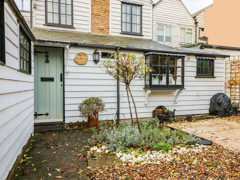 Swanfield Cottage, WHITSTABLE, location de vacances à Whitstable