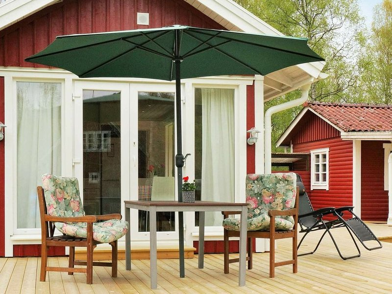 6 person holiday home in Heberg, vacation rental in Tvaaker