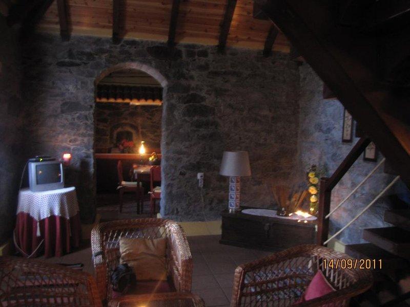 Casa Rosa - Casa de campo, alquiler de vacaciones en Sao Goncalo