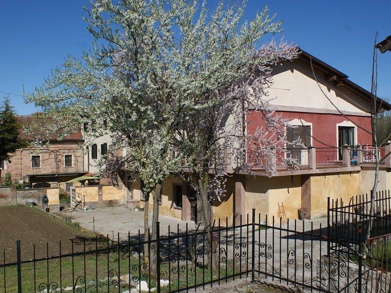 Molino del Conte 1780, casa vacanza a Brozolo