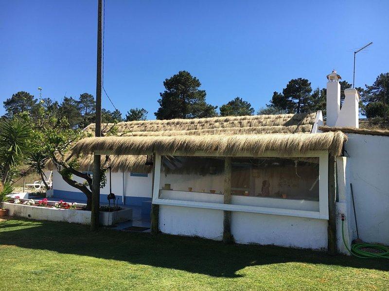 Casa a 500 mt da Praia do Pego - Comporta - Férias de Sonho !! Free Wifi, location de vacances à Carvalhal