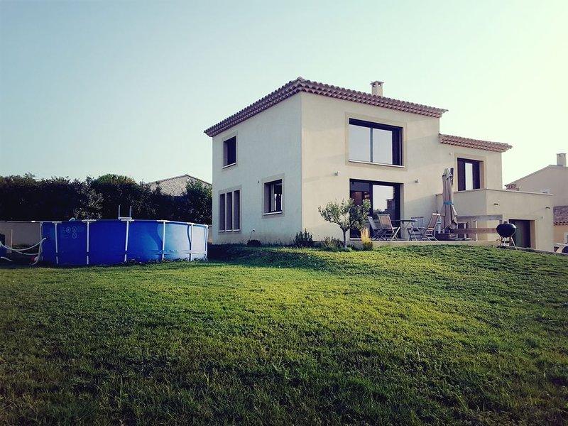 Belle maison au coeur du Luberon, holiday rental in Puyvert