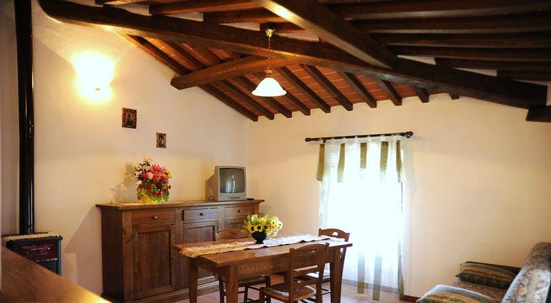 Appartamenti Valle Dame - 'LA BAITA', location de vacances à Col di Morro