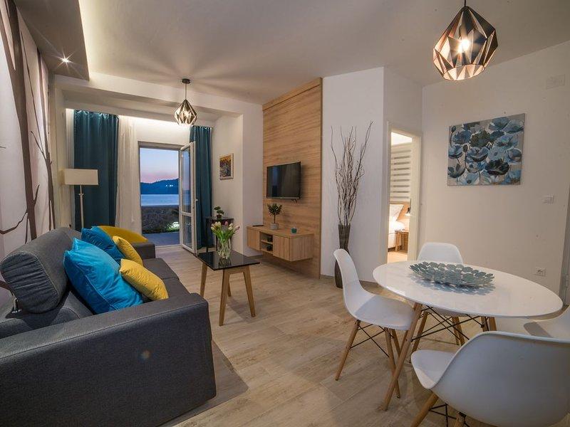 Sea View Luxury 5-Star Apartment Islana - Villa D&D, Slano; Dubrovnik Riviera, location de vacances à Sipanska Luka