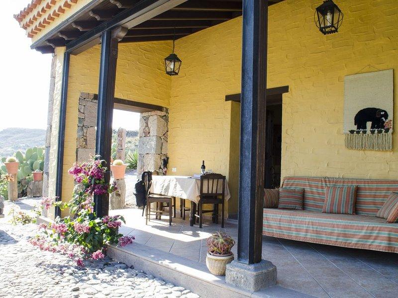 Casa Rural El Valle de Chira, holiday rental in Ayacata