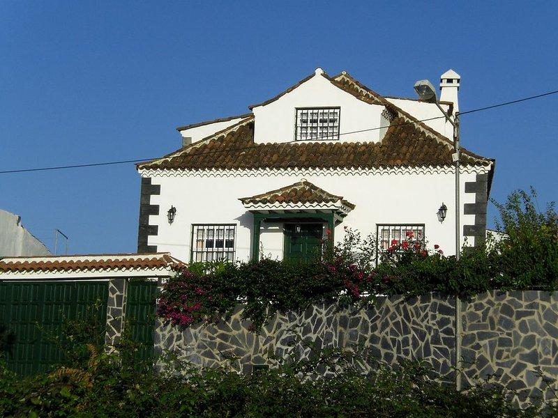 El Lagar de Piedra, en San Juan de la Rambla - Tenerife, vacation rental in La Guancha