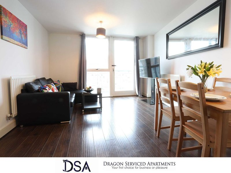 Fiveways City View Apartment, casa vacanza a Kings Norton