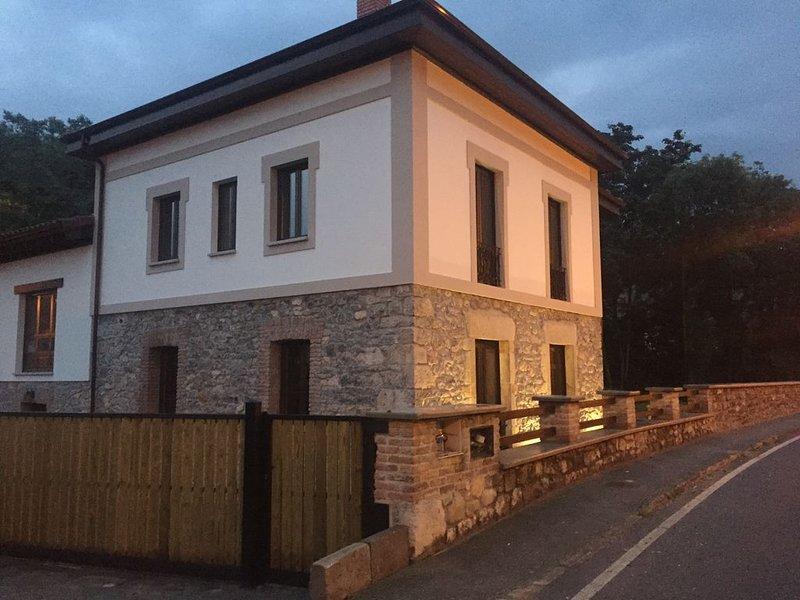 Casa Rural El Reinazu, holiday rental in Seguencu