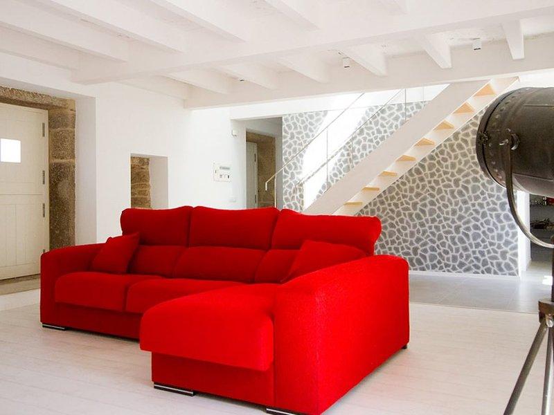 Casa - 4 Dormitorios - 101505, vacation rental in Corrubedo