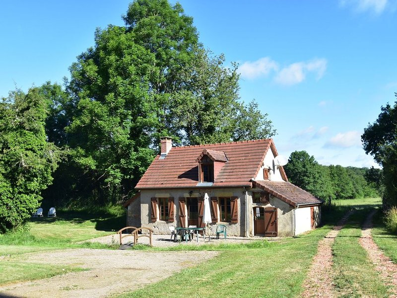 small Burgundy house for nature lovers, holiday rental in Verneuil