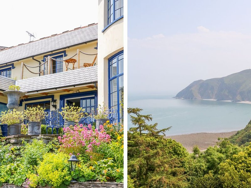 Baywatch (St. David's View), LYNTON, holiday rental in Barbrook
