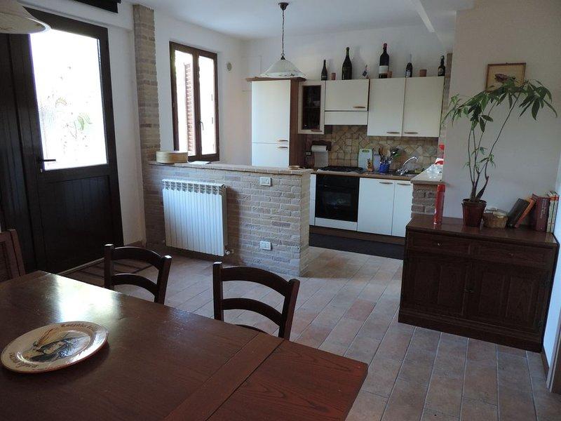Appartamento REA con giardino a Villa Rea, location de vacances à Castelfidardo