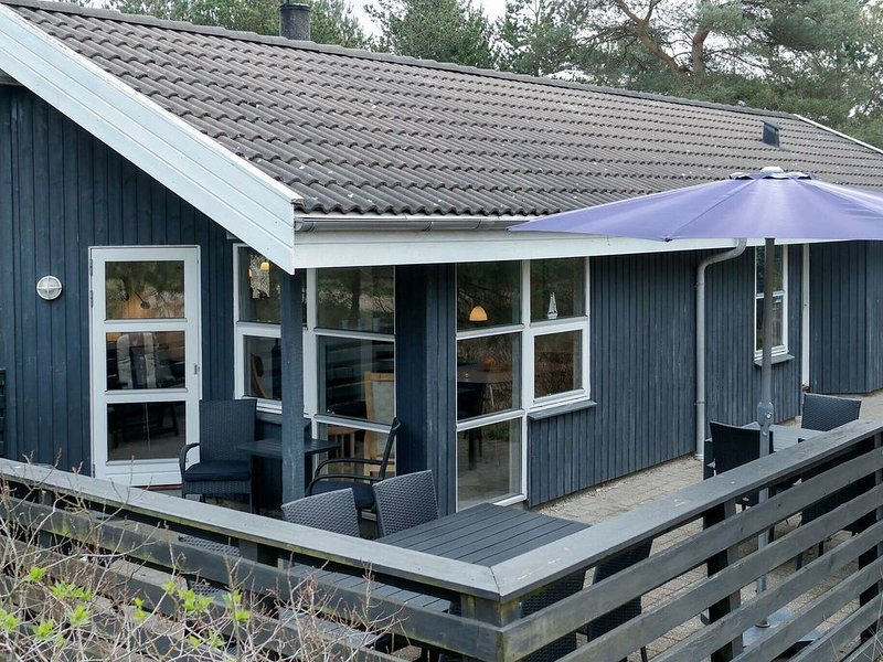 Secluded Holiday Home in Fjerritslev with Sauna, Ferienwohnung in Fjerritslev
