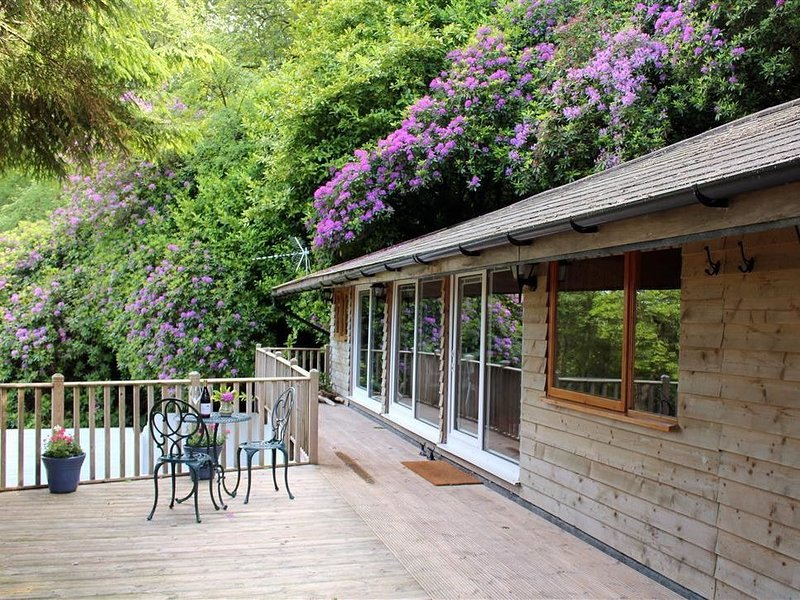 Treetops, Woody Bay, vacation rental in Parracombe