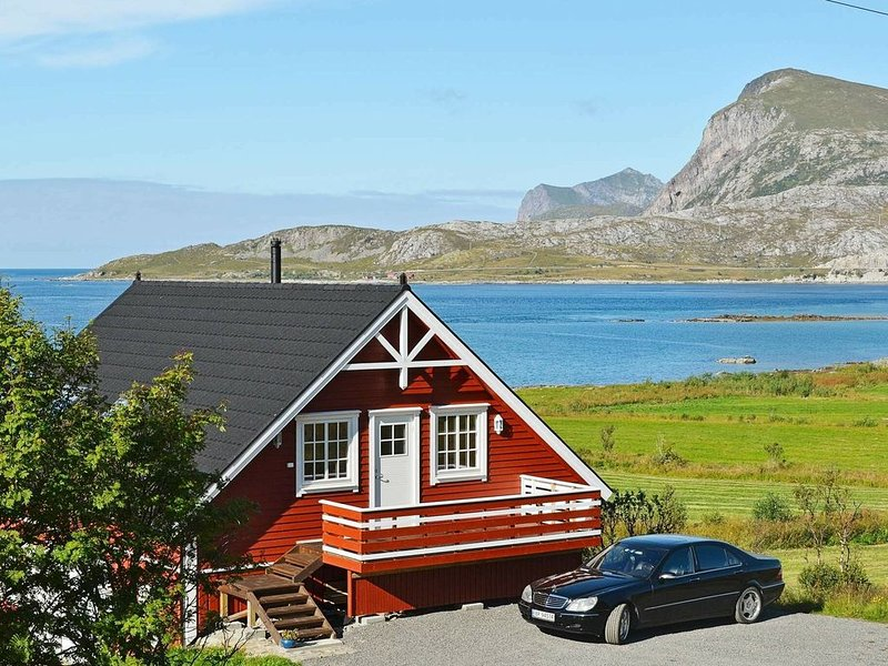 4 star holiday home in Gravdal, alquiler de vacaciones en Norte de Noruega