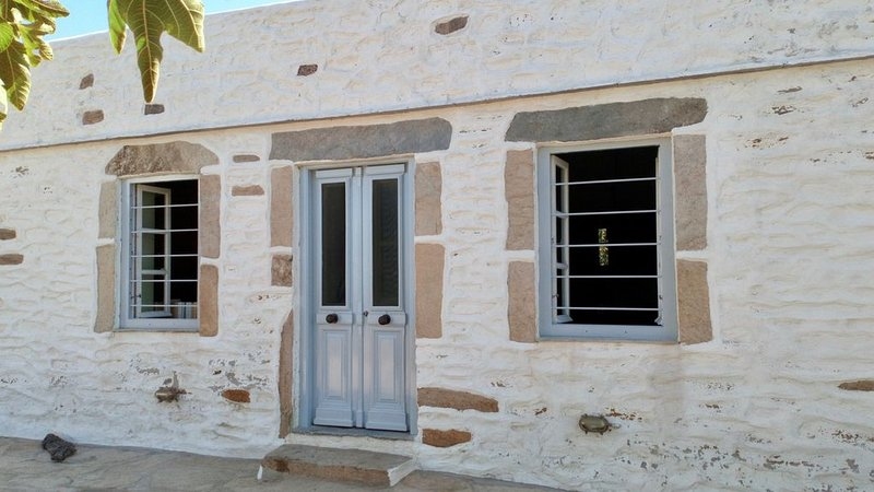 Traditional build country house - Marilia summer house, holiday rental in Chrisopigi