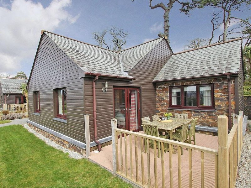 Castaway Lodge, FOWEY, vacation rental in Golant