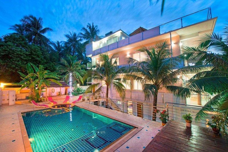 Private Villa In A Quiet Location, casa vacanza a Ya Nui
