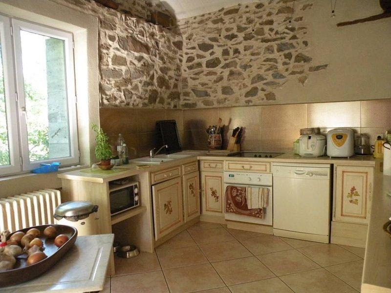 maison avec tout confort animaux admis, location de vacances à Saint-Sever-du-Moustier
