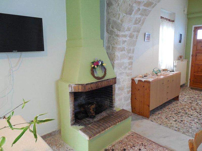 Village house close to nice beaches of grete., holiday rental in Mixorrouma