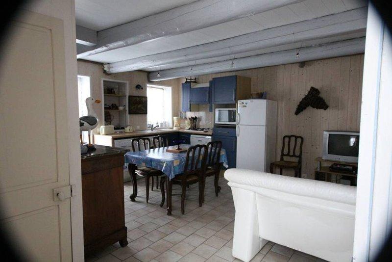 Maison de pays dans hameau calme, location de vacances à Ile de Ré