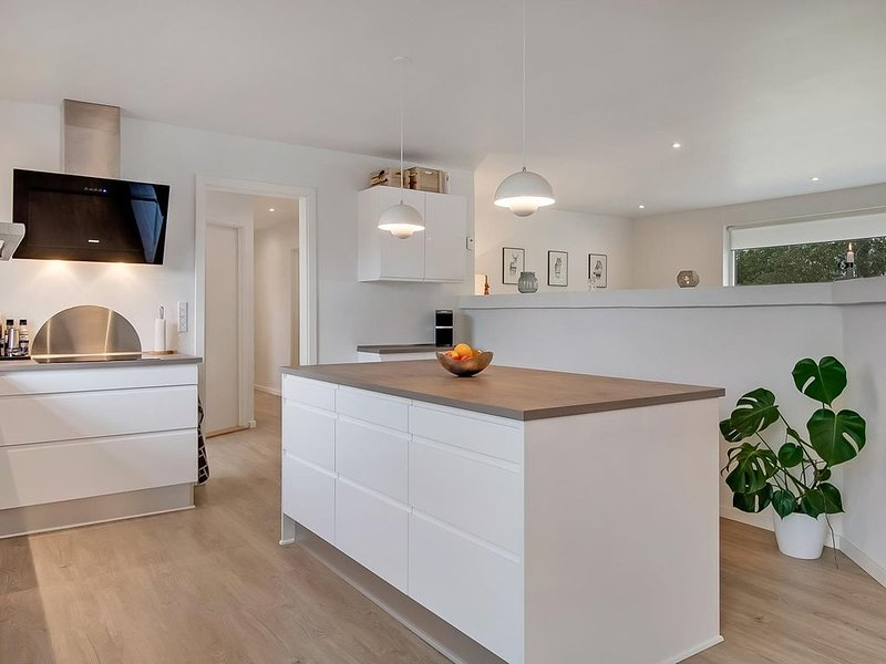 Newly renovated house walking distance to LEGO House & LEGOland for large family, holiday rental in Vesterlund