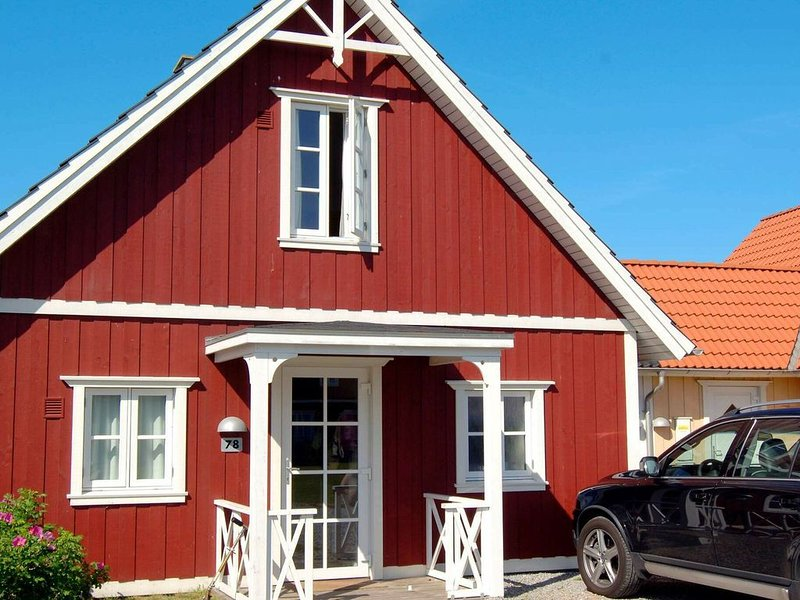 Modern Cottage in Blavand Jutland with Sauna, location de vacances à Varde