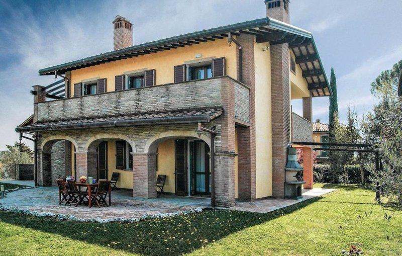 Villa con piscina in toscana – semesterbostad i Capannoli
