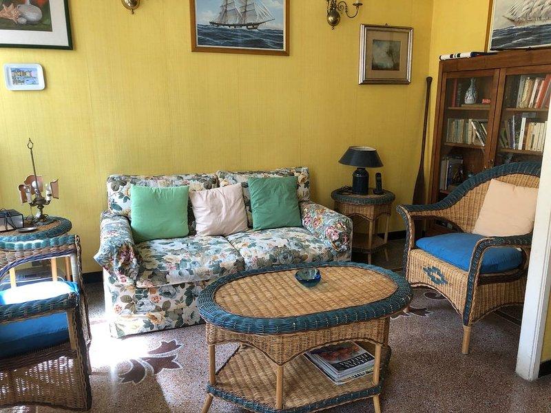 Nel centro di Camogli vecchio stile  - LIGURIA HOLIDAYS, location de vacances à Vescina