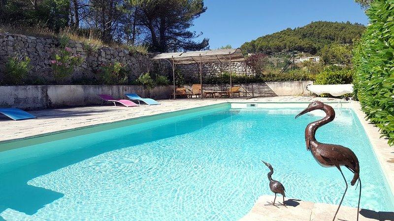 Une ancienne bergerie et toute la Provence à votre portée..., holiday rental in Plan-d'Aups-Sainte-Baume