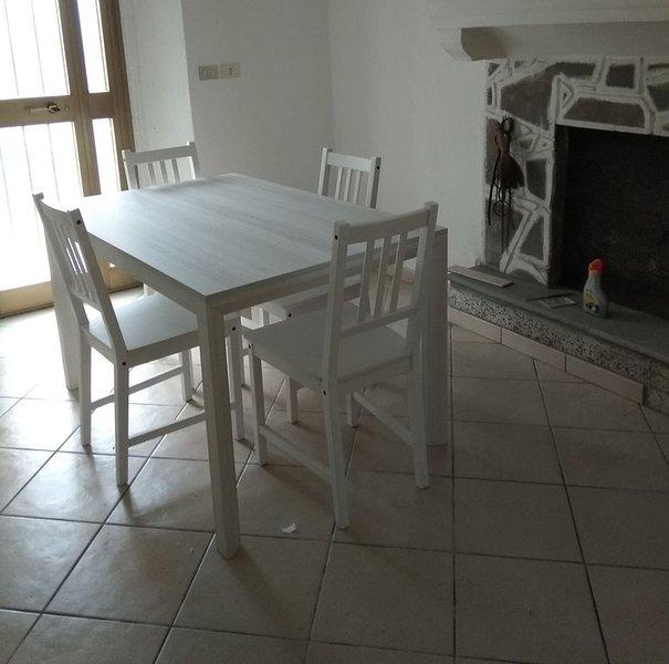 Casa della Ines (per gli amanti della natura), vacation rental in Chiesina-Farne