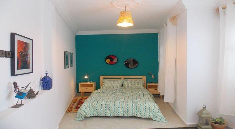 Appartement dar hadja, aluguéis de temporada em Azemmour