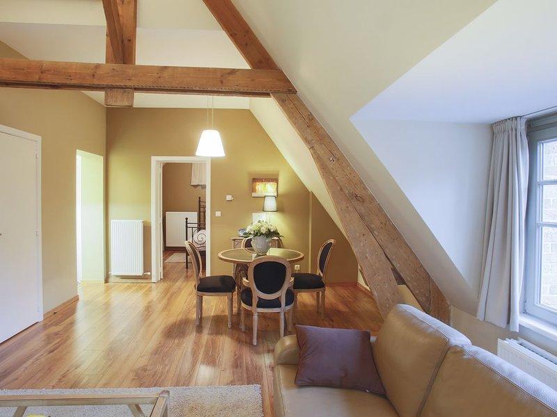 KNUS APPARTEMENT BESTE LOCATIE CENTRUM IEPER  - YPRES, holiday rental in Boezinge