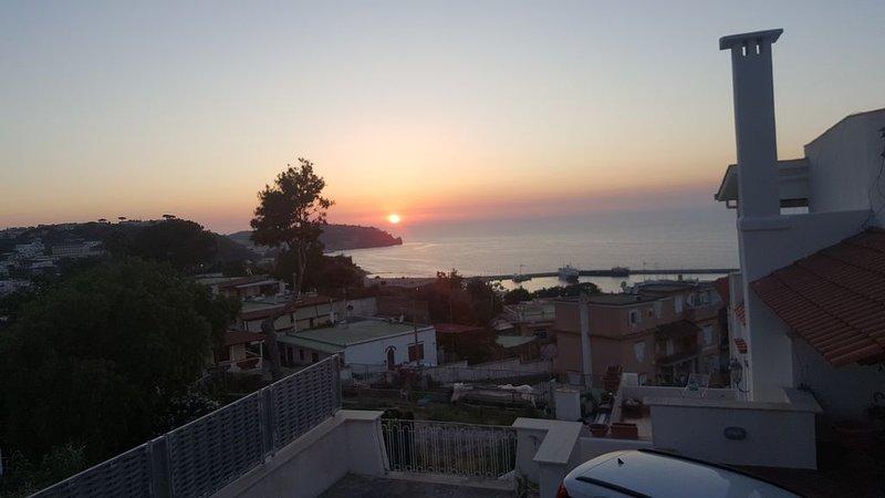 Casa Vacanza Isola d'Ischia, holiday rental in Cretaio