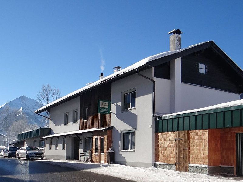 Gorgeous Holiday Home with Sauna in Achenkirch, holiday rental in Lenggries