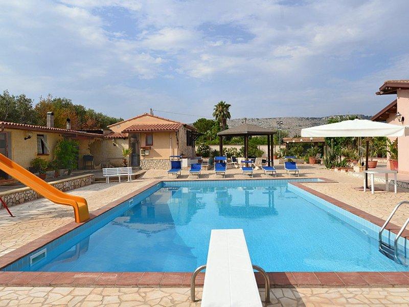 Villa Lampo in the beautiful Solarino, vacation rental in Priolo Gargallo