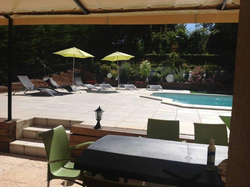 Agréable maison Périgourdine SARLAT au calme ,cloturée - Classée 3*, location de vacances à Sarlat la Canéda