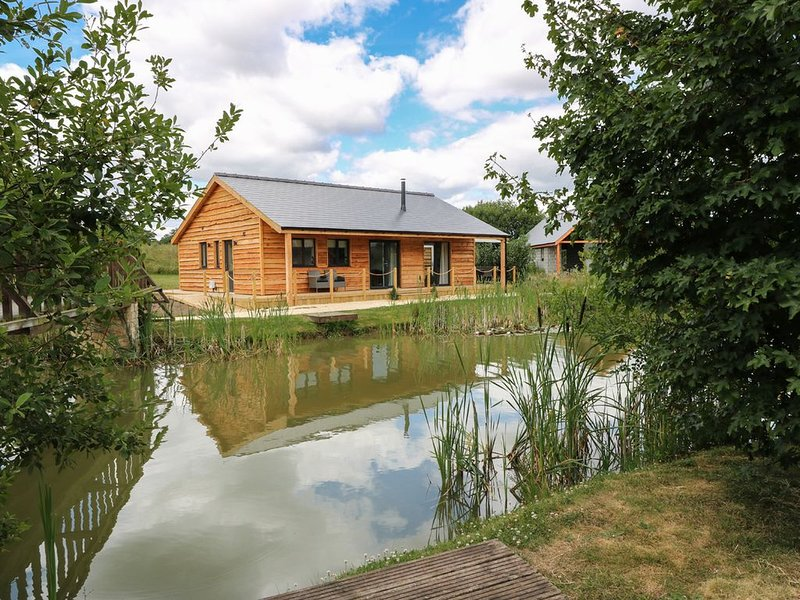 Lily-pad Lodge, THORPE-ON-THE-HILL, alquiler vacacional en Navenby